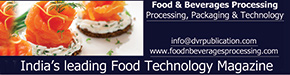 India's No. 1 Food n Beverages Processing Magazine