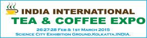 India International Tea & Coffee Expo 2015