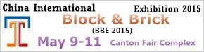 China International Block and Brick Technology & Equipment Exhibition 2015