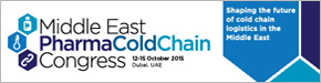 Middle East Pharma Cold Chain Congress 2015
