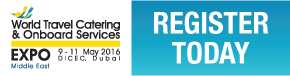 World Travel Catering & Onboard Services Expo Middle East