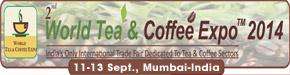 World Teacoffee Expo