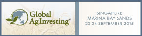 Global AgInvesting Asia 2015