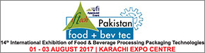 14th International Exhibition of Food & Beverage Processing Packaging Technologies