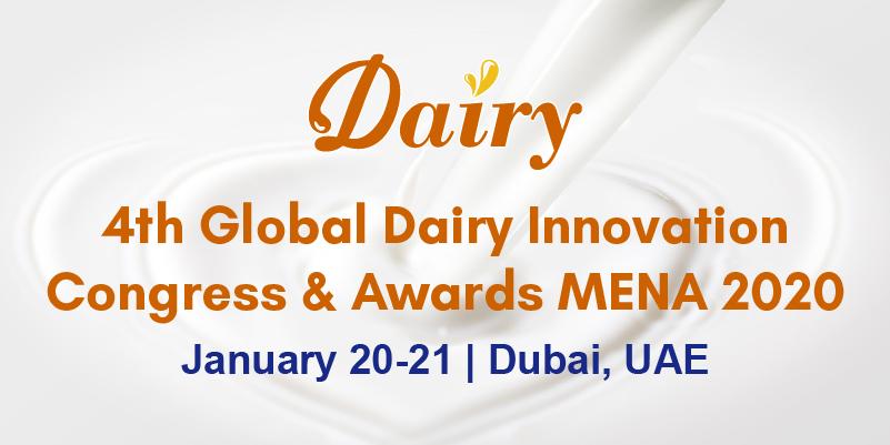 4th Global Dairy Innovation Congress & Awards MENA 2020