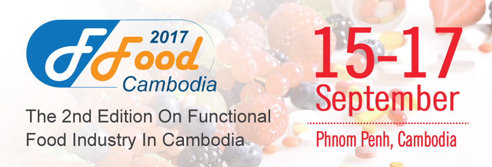 FUNCTIONAL FOOD CAMBODIA 2017
