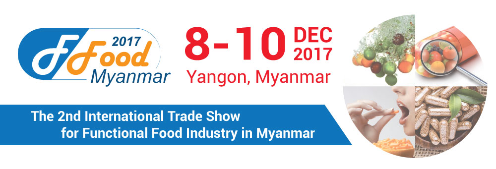 FUNCTIONAL FOOD MYANMAR 2017