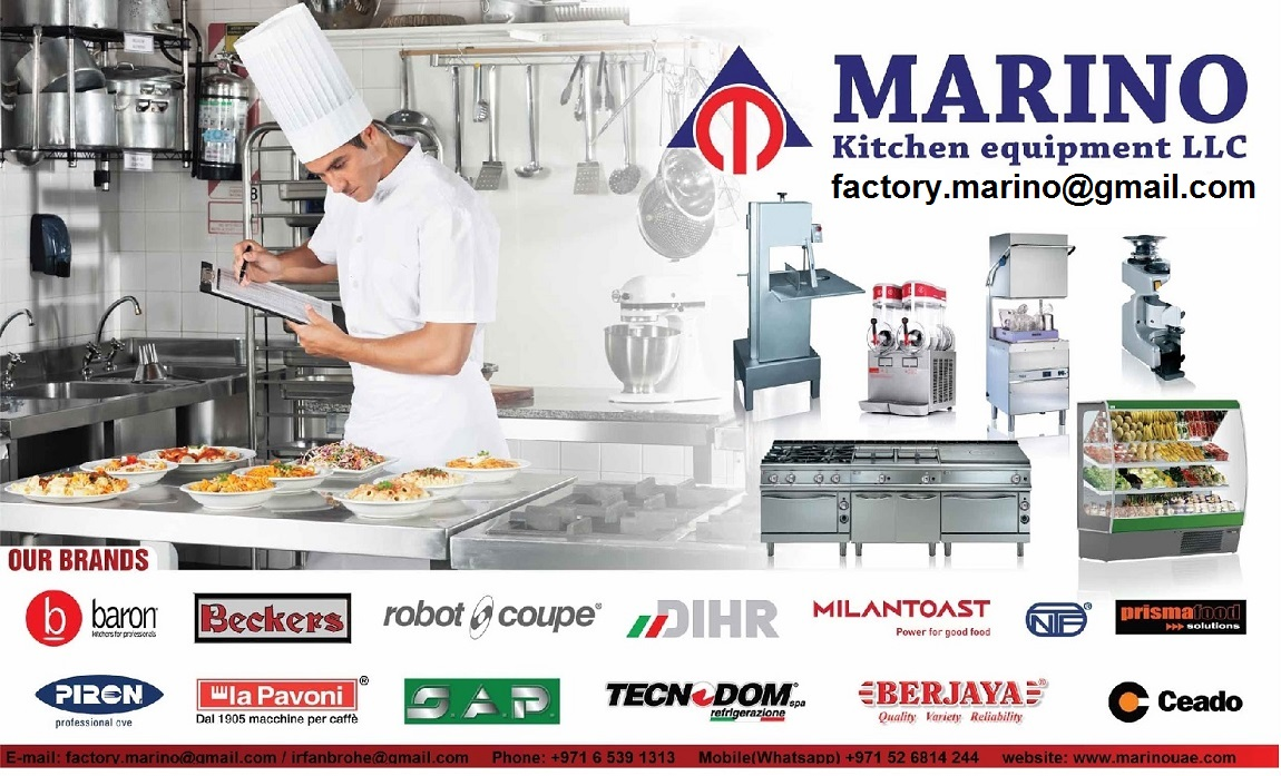 MARINO Kitchen Equipment Factory LLC